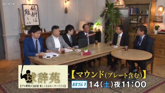 12月14日放送 球辞苑『マウンド(プレート含む)』 昨季0勝から劇的に復活した中日・大野雄大の足元の秘密とは?