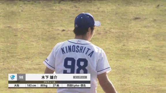 中日・木下雄介、火の玉ストレートで打者を圧倒!? フェニックス・リーグで好投が続く!【投球結果】