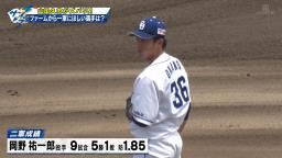 山田久志さんがファームから1軍に上げてほしいという選手は…?