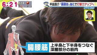 中日・平田良介選手が現在行っている自主トレの内容とは…?