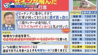 中日入団直後の川上憲伸さん「なんでも味噌をかければいいもんじゃない!」