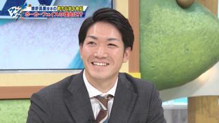中日・岡林勇希選手「勝野さんのポーカーフェイスはモテるためにやっているのかなと思いますね」 勝野昌慶投手「(笑)」