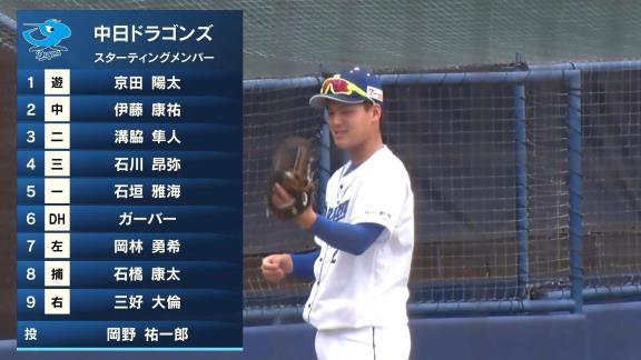 中日・石川昂弥「どこでも入るぐらい飛ばしてホームラン打ちたいですね」 今季第1号の3試合後に…第2号2ランホームランを放つ!【動画】