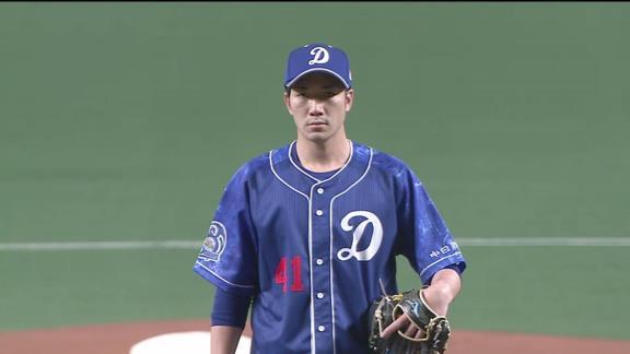 中日・勝野昌慶投手、なかなか勝てない…