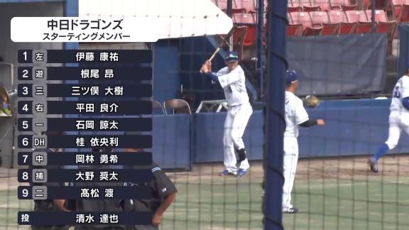 中日ドラフト1位・石川昂弥、体調不良で静養していた