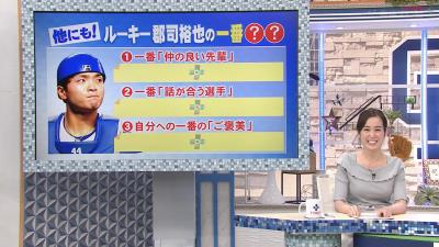 """中日ドラフト4位・郡司裕也、チーム内で""""一番話が合う選手""""は…「根尾昂」"""