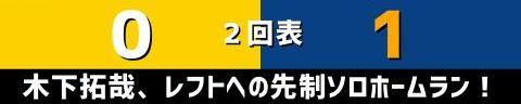 5月13日(木) セ・リーグ公式戦「阪神vs.中日」【試合結果、打席結果】 中日、1-2で敗戦…チャンスであと1本が出ず、終盤に逆転を許す