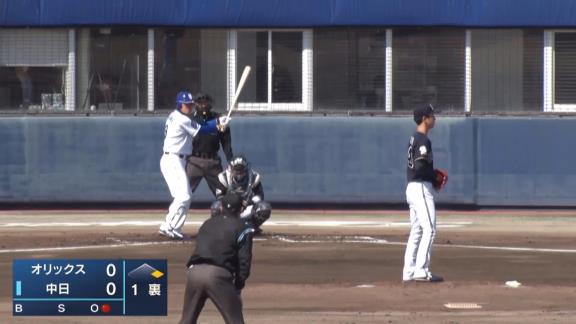 中日・福留孝介、また打った!!! 四球で出塁&センターへの2点タイムリーヒット!「徐々にゲーム勘を取り戻していきたい」【打席結果】