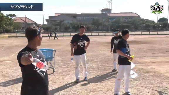 中日・祖父江大輔投手「沖縄なんて来るもんじゃないです(笑)」【動画】