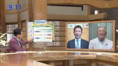 レジェンド・立浪和義さん、サンデーモーニング『スポーツ御意見番』に出演!「中日は戦力的には決して今最下位にいるようなチームじゃないと思うんですよね」