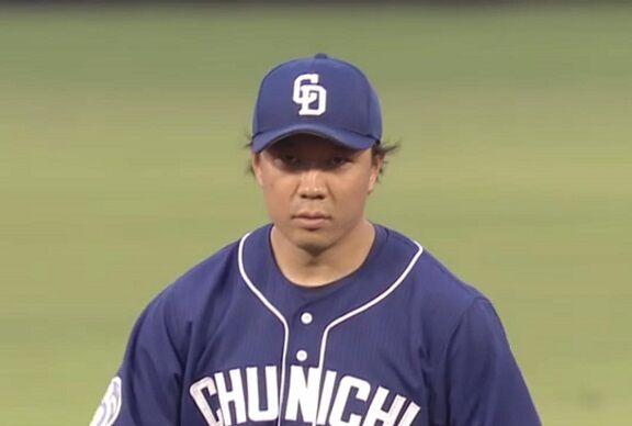 中日・大野雄大投手「みんな一生懸命やっている中なのでエラーはしゃあない」