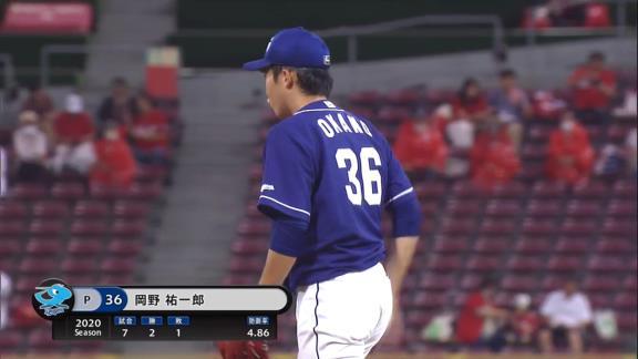 中日ドラフト3位・岡野祐一郎、5回4失点で敗戦投手に…「より長いイニングを投げられるようにしたいです」【投球結果】