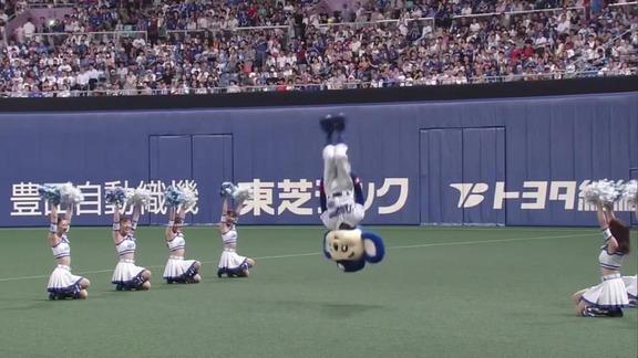 解説・川上憲伸さん、ドアラについて試合よりも熱く解説する【動画】