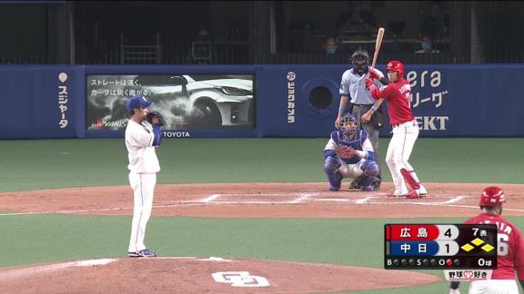 中日・祖父江大輔が見せた最高の火消し投球! 与田監督「ずっと良い状態で来てくれている。ケガをさせないように使わないといけない」