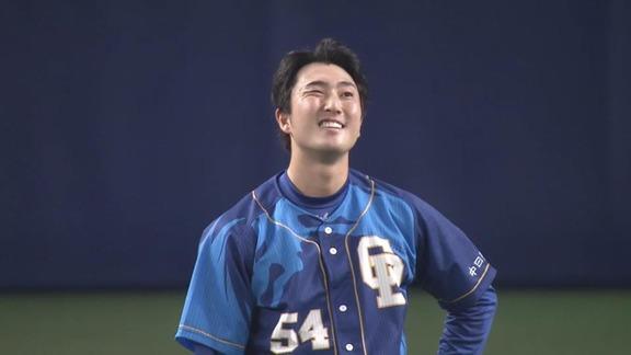 防御率0.00の中日・藤嶋健人、今季22試合目で初失点