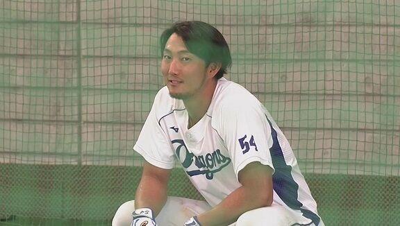中日・藤嶋健人投手、イメチェンする