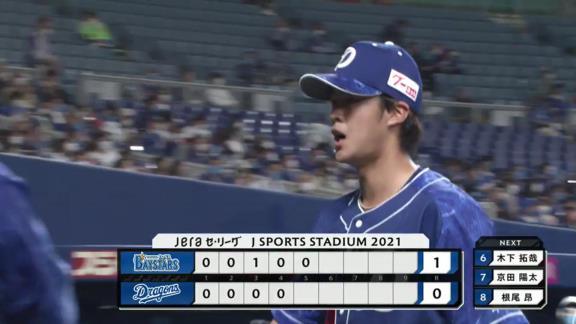 中日・与田監督「梅津は上手く投げられたんじゃないのかな」