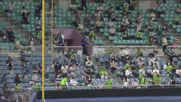 中日・ビシエド、復活の第14号満塁ホームラン! バットを叩きつけ気持ち爆発!「心からとても嬉しくて体が自然と表現してしまったね」【動画】