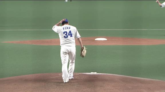 中日・福敬登投手「僕で良かったですか?」【動画】