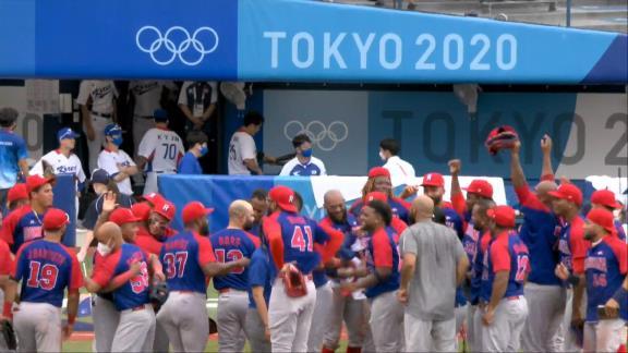 8月7日(土) 東京オリンピック・3位決定戦「韓国vs.ドミニカ共和国」【投球結果速報】 ドミニカ共和国代表が銅メダルを獲得!!!