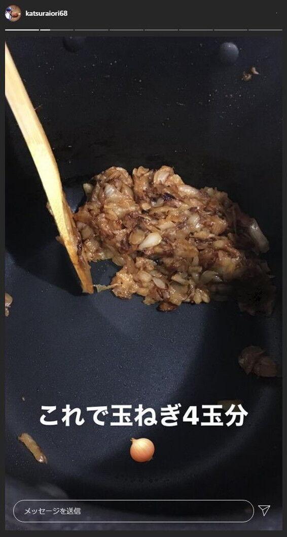中日・桂依央利捕手、スパイスカレーを作る「美味しさの塊とはこのことや」