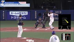 和田一浩さん「僕の個人的な意見になるんですけどもね、福田の場合はバットを寝かさないほうがいい」
