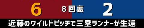 6月10日(木) セ・パ交流戦「楽天vs.中日」【試合結果、打席結果】 中日、2-6で敗戦… 楽天に敗れて再び交流戦首位陥落…