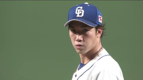 中日・勝野昌慶、勝ち星付かずも…6回無失点7奪三振の好投!「ラストチャンスだと思って投げていた」【投球結果】