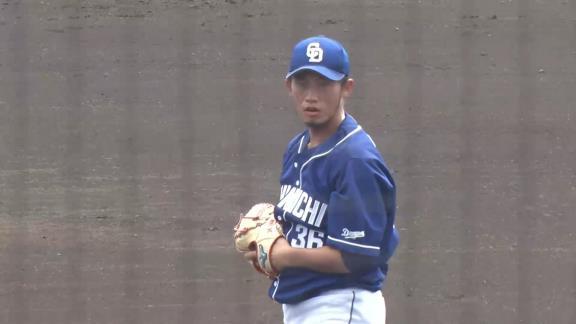 中日・岡野祐一郎、宮崎で5回無失点の好投の直後に1軍での登板機会に備えて空路で名古屋へ!「投げるチャンスがあれば、ファームでやってきたことを出して今後につなげたい」