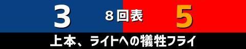 9月15日(水) セ・リーグ公式戦「中日vs.広島」【試合結果、打席結果】 中日、3-5で敗戦… リリーフ陣がリードを守りきれず、逆転負けで6連勝ならず…