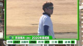 中日臨時コーチを務めるレジェンド・立浪和義さん「京田選手の打力を上げたいですよね」