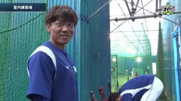 中日・大島洋平選手「雨だから早く帰ろう(笑)」【動画】