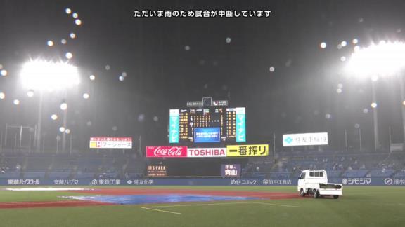 中日・大野雄大投手「中断だらけでタフなゲームでしたが言い訳はできません」