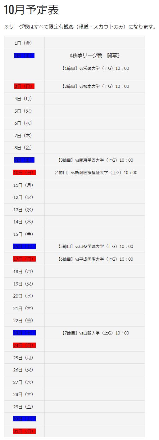 中日、ドラフト1位指名は「当日か前日に決まると思う」 上武大・ブライト健太選手の今後の試合日程が…?