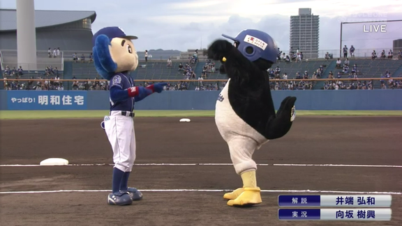 中日・大野雄大投手&DeNA・山崎康晃投手「金メダル獲ったら井端さんにかけますので!」 → 忘れたかのようにはしゃぐ