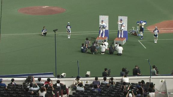 中日首脳陣「柳、木下じゃなくていいか?」 柳裕也投手「自分の試合は木下さんお願いします」