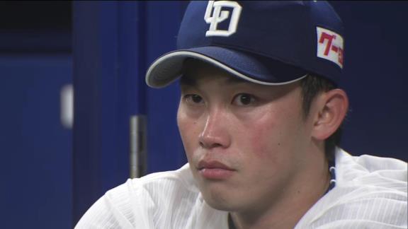 中日ドラフト3位・岡野祐一郎、5回途中4失点…「自分で勝手に苦しんでいたので…」【投球結果】