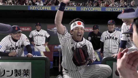12月27日深夜放送 映画『侍の名のもとに~野球日本代表 侍ジャパンの800日~』