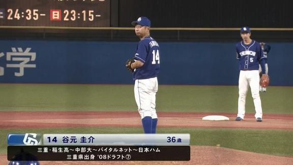 中日・鈴木博志投手「この前、悔しい打たれ方をしたので、今日はしっかり絶対に打ち取ってやろうという気持ちで投げた」 谷元圭介投手「一昨日やられたので、やり返してやろうと思ってマウンドに立った」