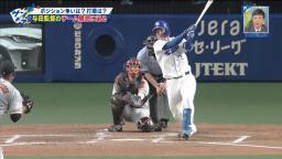 吉見一起さん「中日・石川昂弥選手はセカンドで。二遊間どっちもいけると思いますし、それよりも使ってほしいですね」