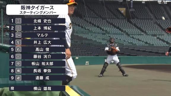 9月18日(金) ファーム公式戦「阪神vs.中日」【試合結果、打席結果】 中日2軍、11連勝ならず…