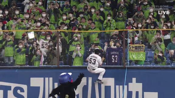 """ヤクルト・五十嵐亮太投手の引退登板で""""最後の打者""""となった中日・シエラは3Aで元チームメート「今後の人生も素晴らしい人生になることを祈ってます」"""