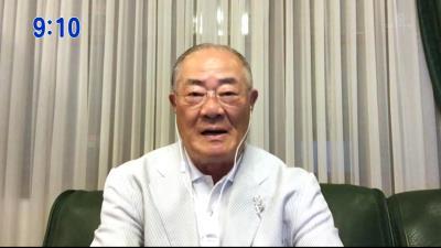 張本勲さん「中日がちょっと不気味ですよ! 台風の目だね、後半は」
