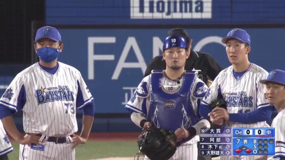 中日・与田監督「ああいうところできちんと点が取れるような戦術を取っていかなきゃいけないんだ。それはこちらが考えなきゃいけない」