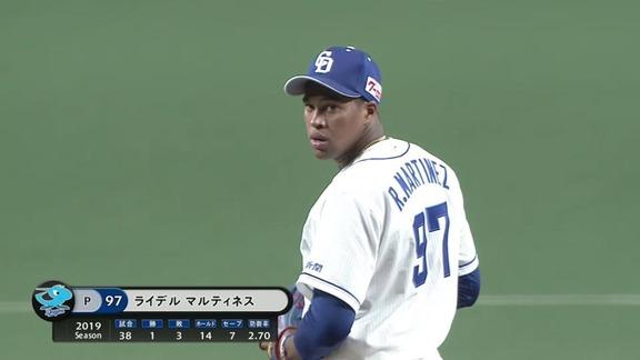 「どんな事してでも勝つ」 中日・与田監督、1点リードの9回が岡田ではなくR.マルティネスだったワケ