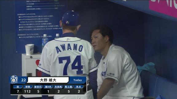 中日・与田監督「7回の攻撃もランナーが出なければ、もう1イニングという話もしていた」 大野雄大投手「自分で白黒付ける気持ちでマウンドに上がっていた」
