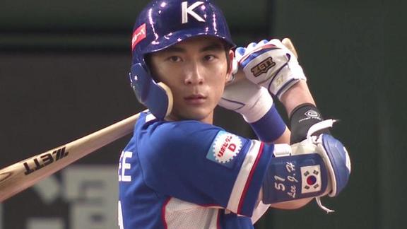 元中日・李鍾範さん「海外進出する場合、息子(李政厚/イ・ジョンフ)はメジャーリーグではなく、日本のリーグが似合う」