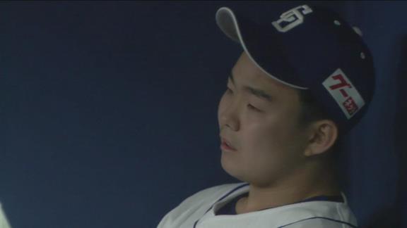 """中日・小笠原慎之介投手「勝てなきゃ意味ないと思う。自分中心の人なら""""抑えて良かった""""で終わるけど、目標は日本一」"""