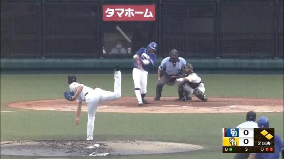 中日・滝野要、公式戦プロ初本塁打となる3ランホームランを放つ!!!【動画】