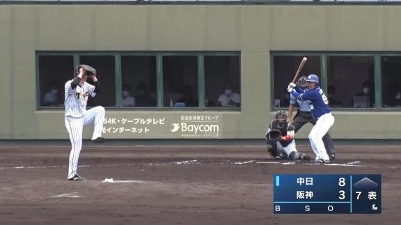 中日・石橋康太、打った瞬間それと分かる今季第3号の豪快ホームランを放つ!!!【動画】
